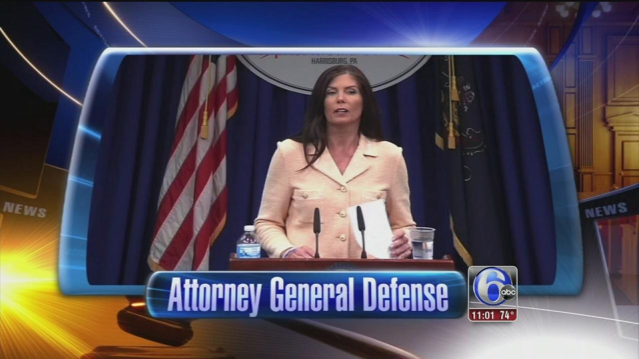 VIDEO: Attorney General Kane: Charges tied to porn emails