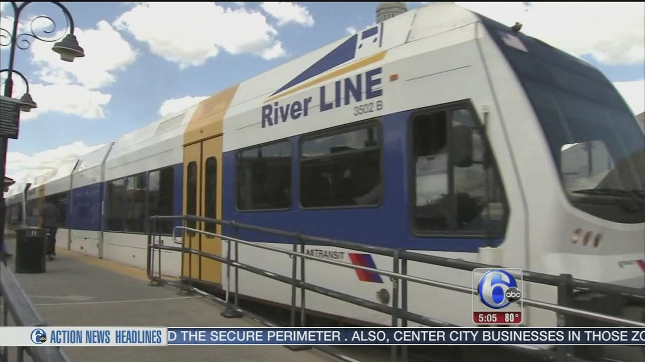VIDEO: NJ Transit announces plans for pope visit to Philadelphia