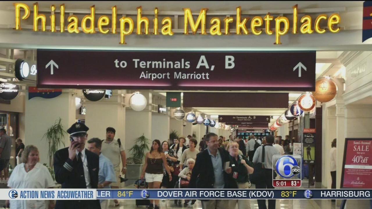 VIDEO: Airport aims to make good first impression for pope visitors