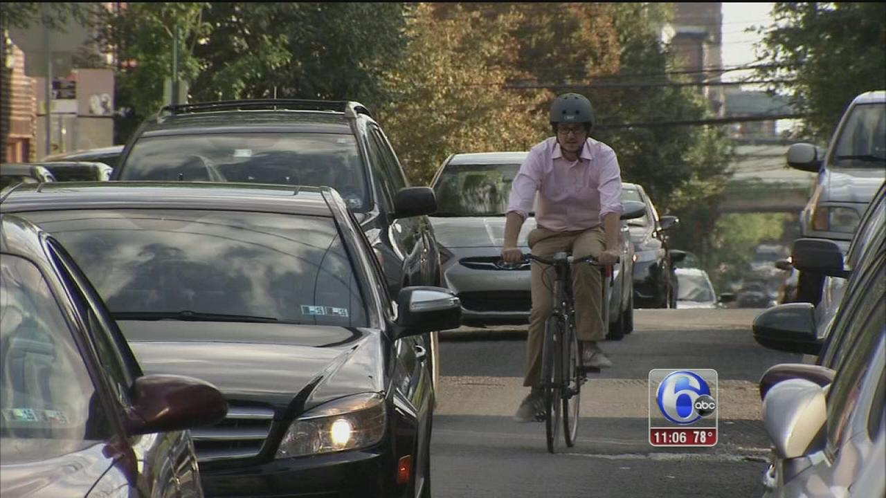VIDEO: City residents react to security zones for papal visit