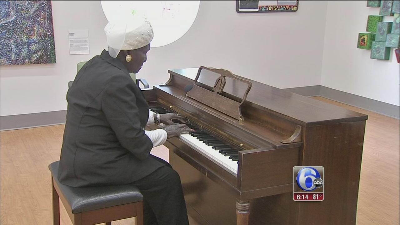Old piano brings new life for local seniors