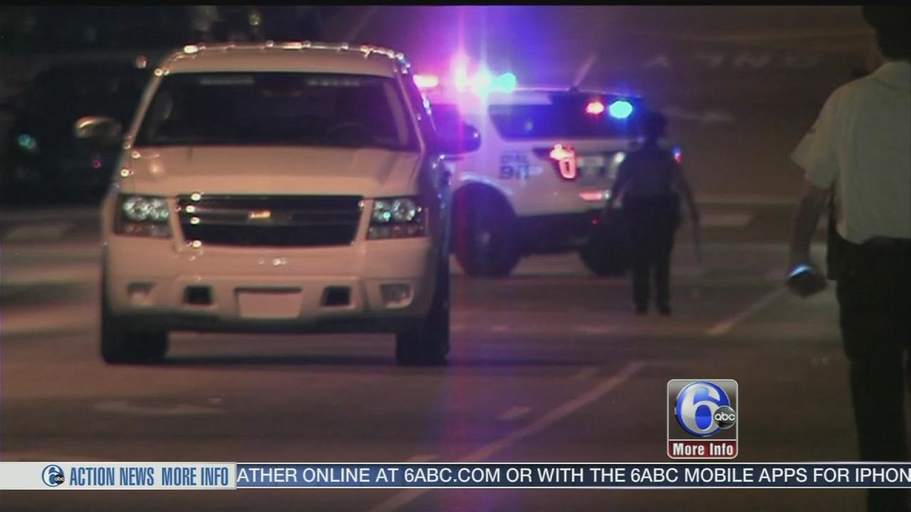 VIDEO: 5 shot in 2 days on Olney street