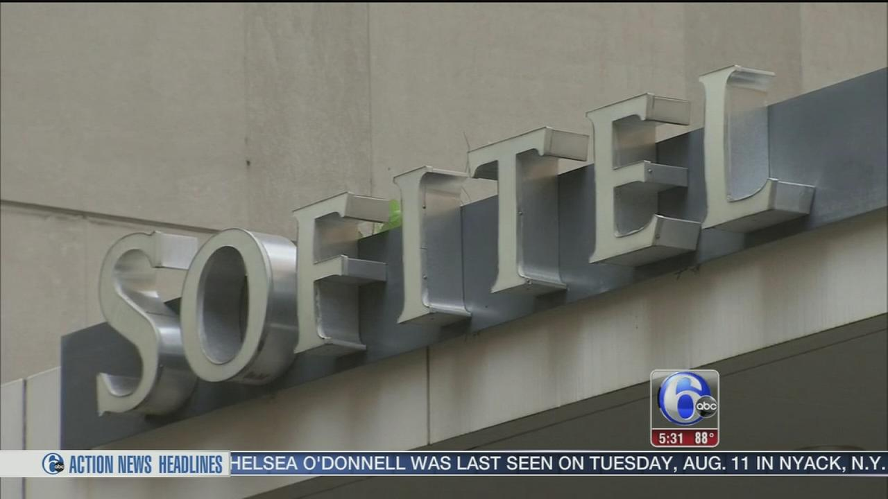 VIDEO: Center City hotels say plenty of rooms available for pope visit