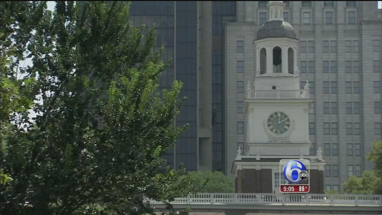 VIDEO: Preview of pope speech on Independence Mall