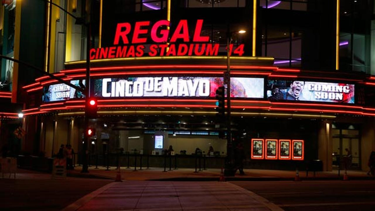 regal theaters checking bags nationwide after shootings