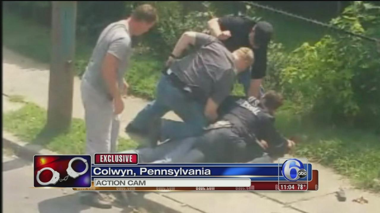 VIDEO: Rapist, impersonator arrest in Colwyn