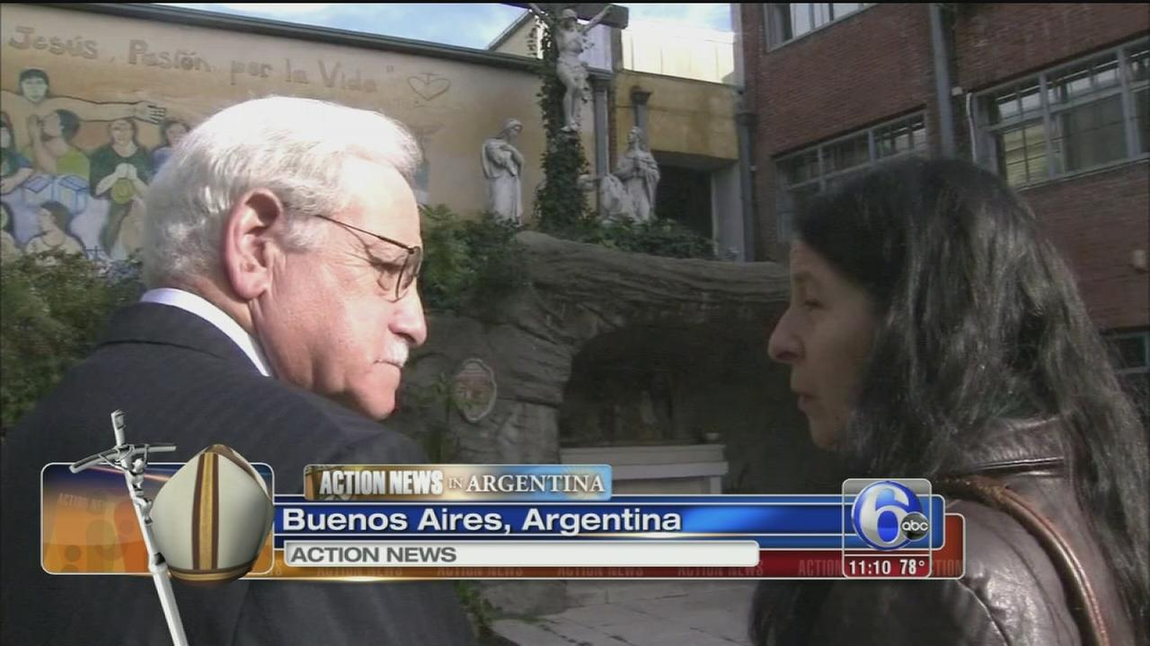 VIDEO: Jim Gardner reports on Argentinas Dirty War and Pope Francis