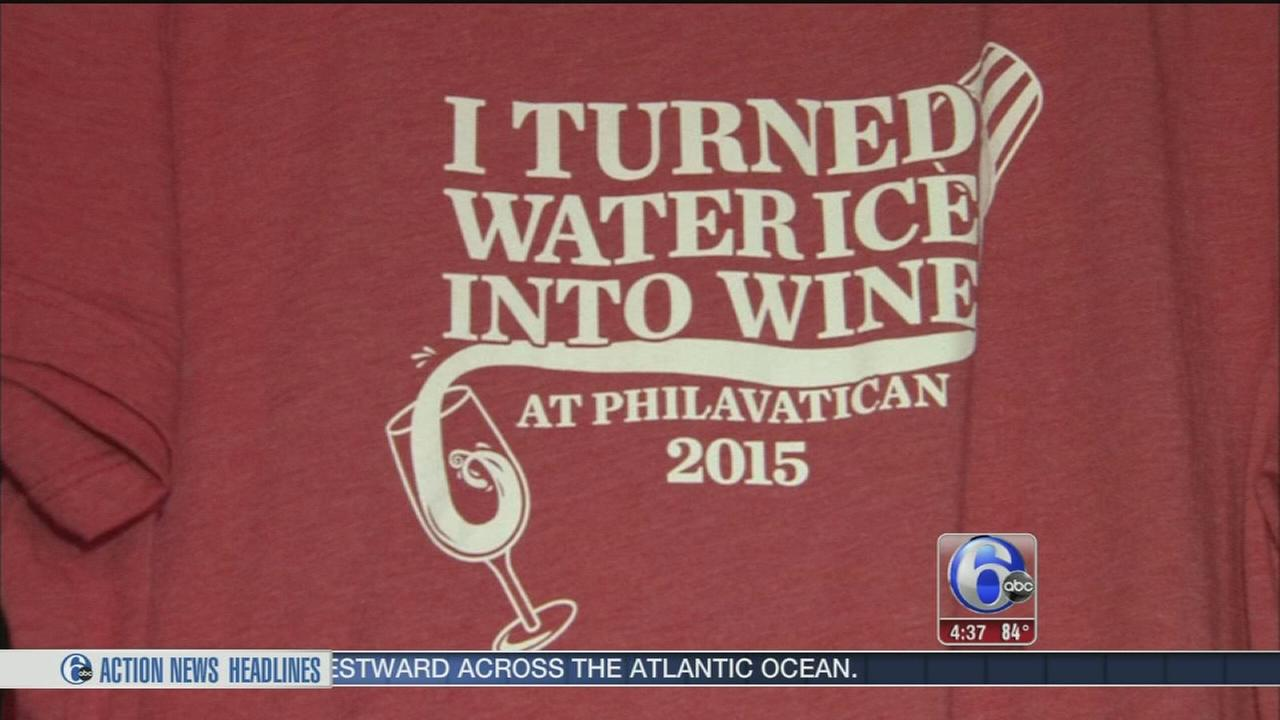 VIDEO: Pope Francis inspired merchandise