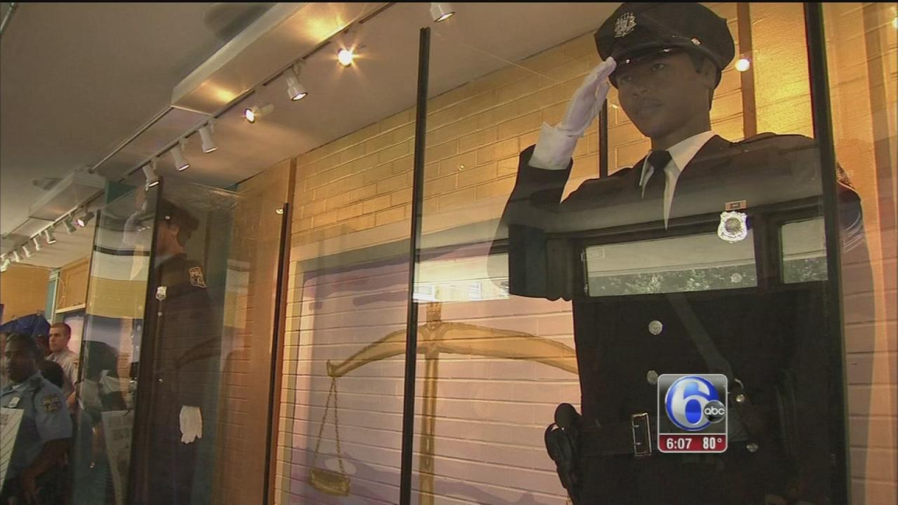VIDEO: Fallen officers honored with memorial