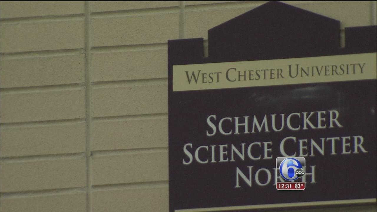 VIDEO: Water back on after Legionnaires scare at West Chester U.