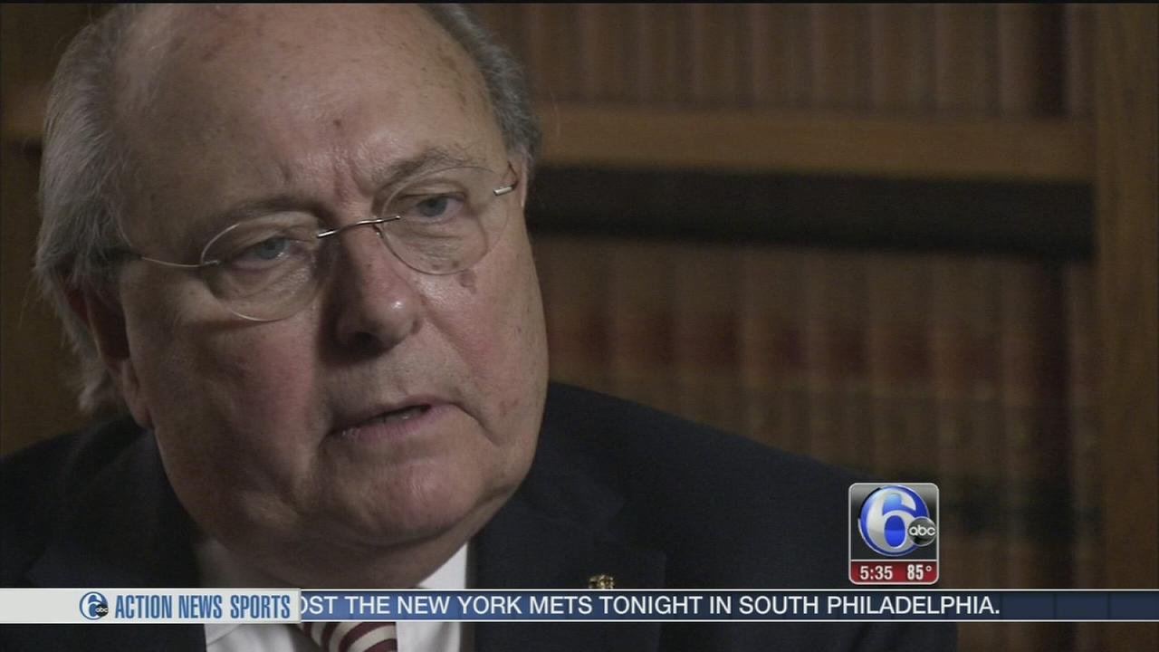 VIDEO: Fmr. Pa AG comment on Kane case