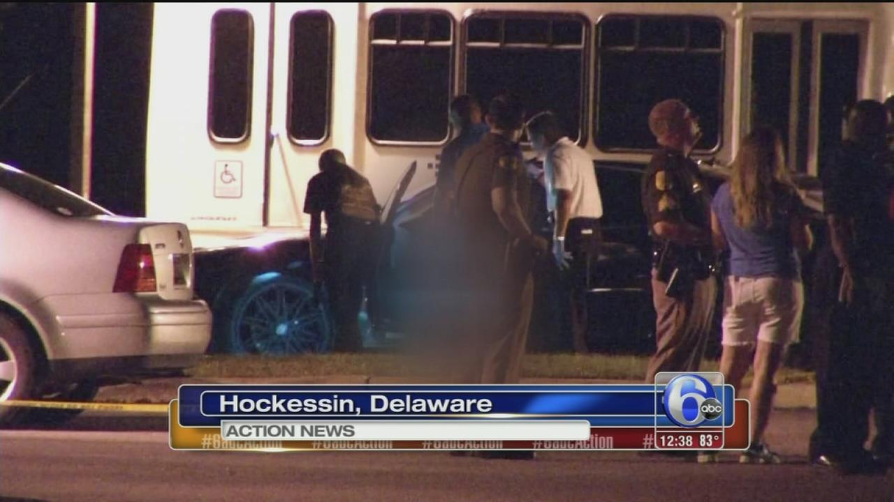 VIDEO: Death investigation in Delaware