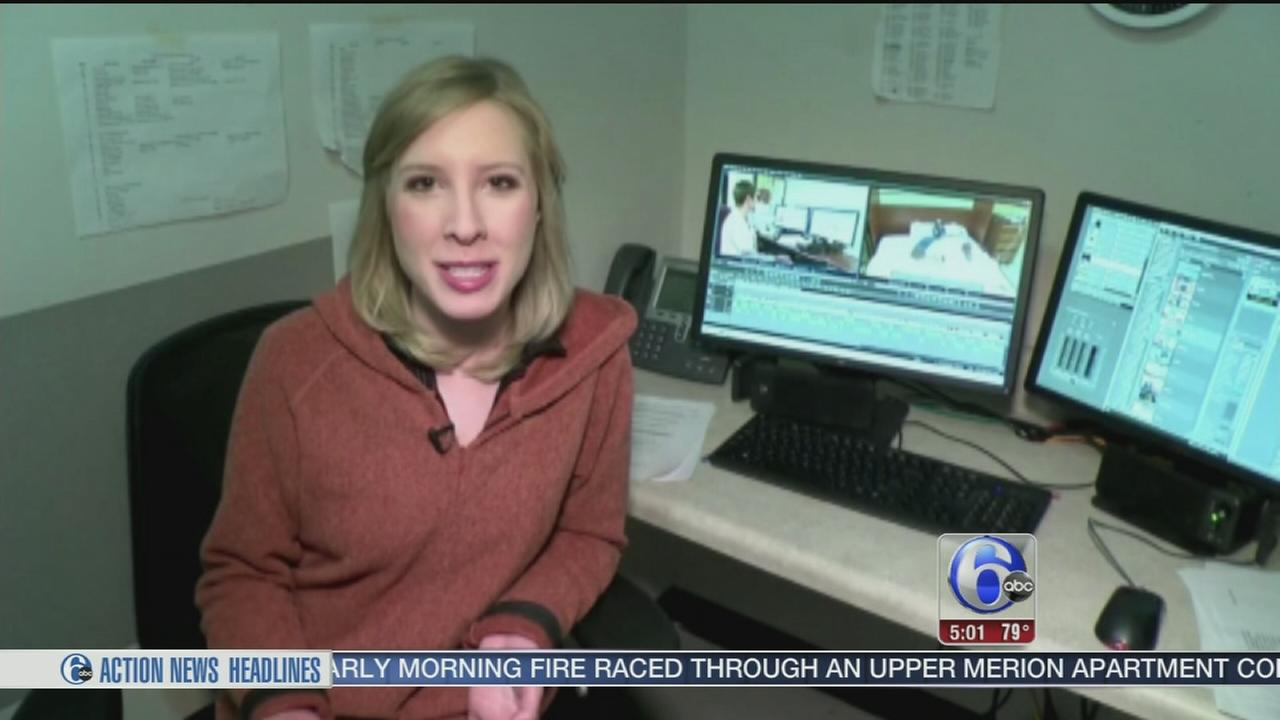VIDEO: Va. TV news staffers killed in shooting have local ties