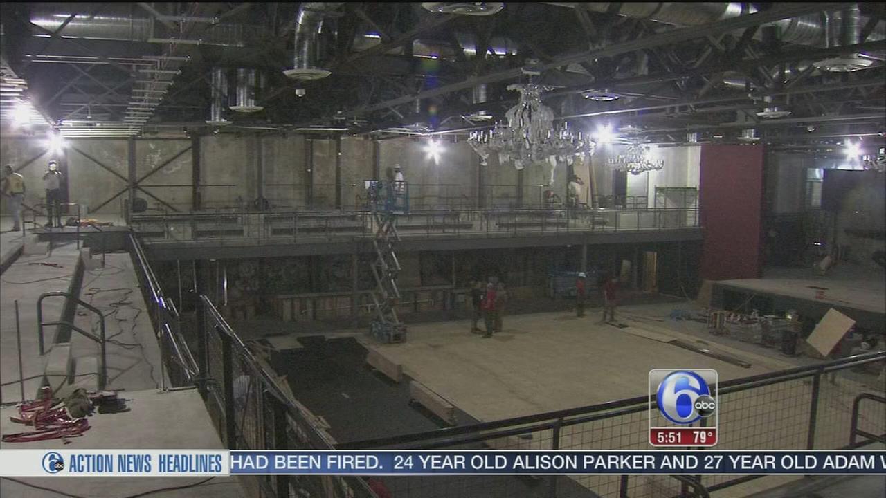 Sneak peek at Philadelphias newest concert venue