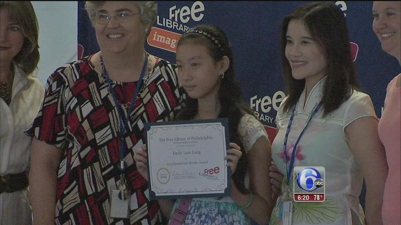 Students honored for summer break accomplishments