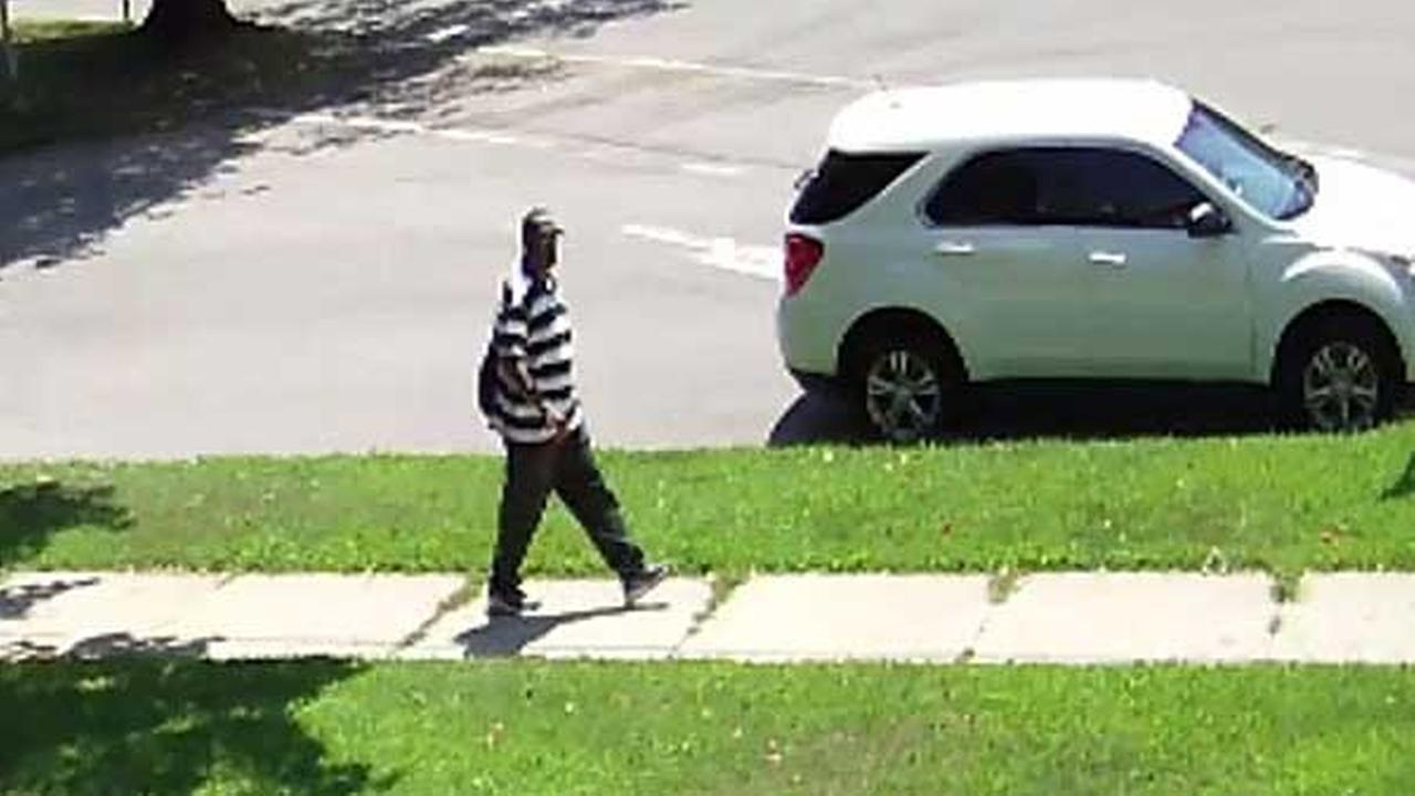 Philadelphia police are investigating a series of residential burglaries in the citys Overbrook section.