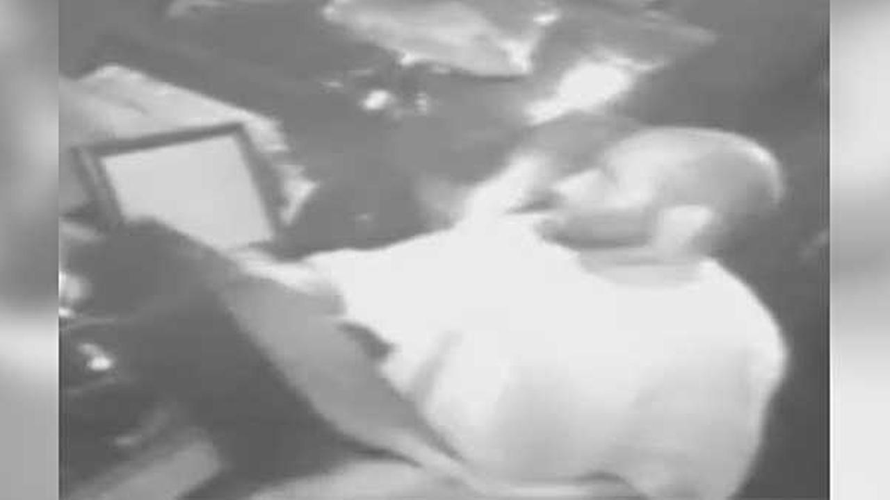 Police are looking for a suspect who burglarized a steak shop in North Philadelphia last week.