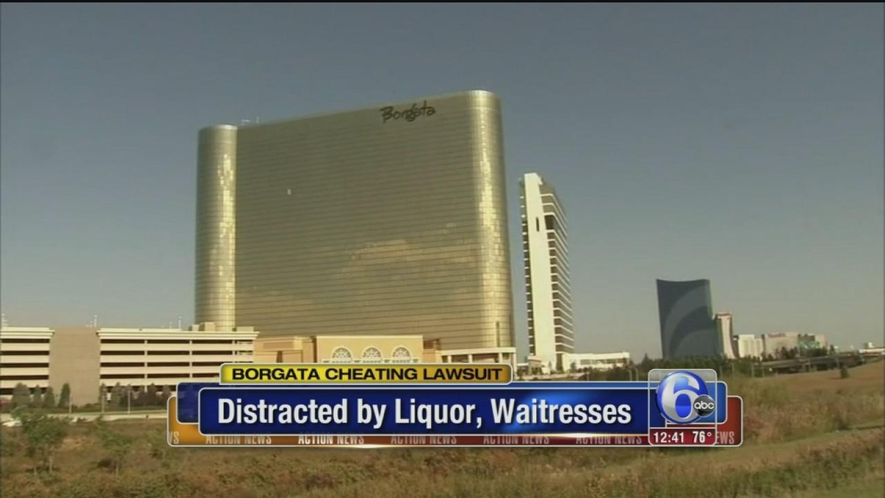 VIDEO: Pro: Borgata uses booze, sexy servers to distract gamblers