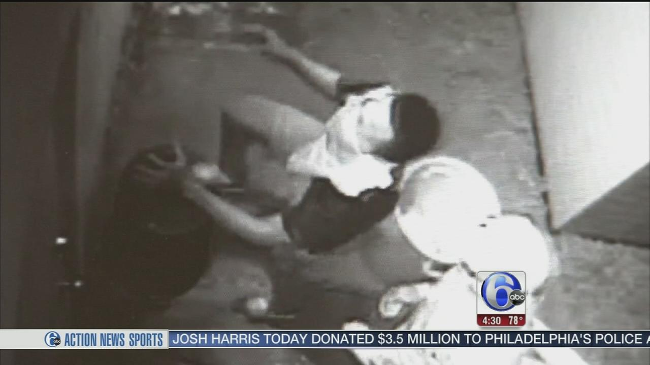 VIDEO: NJ jewelry store burglary caught on video