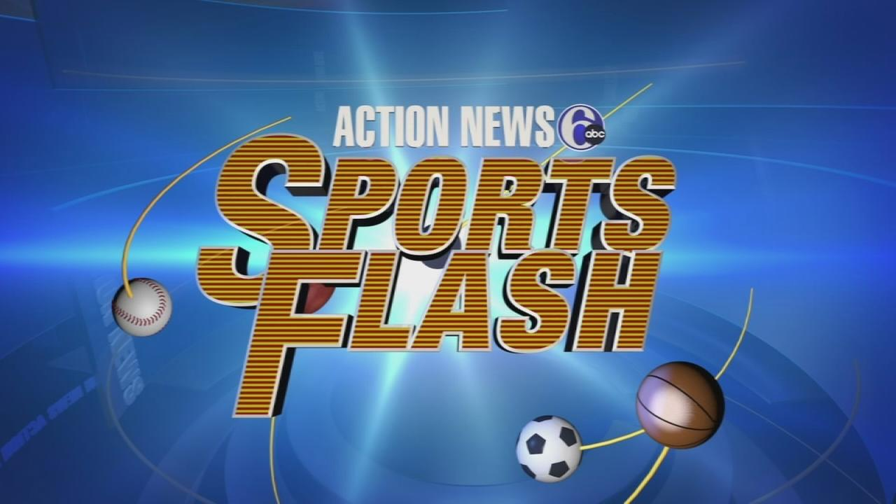 VIDEO: Action News Sports Flash