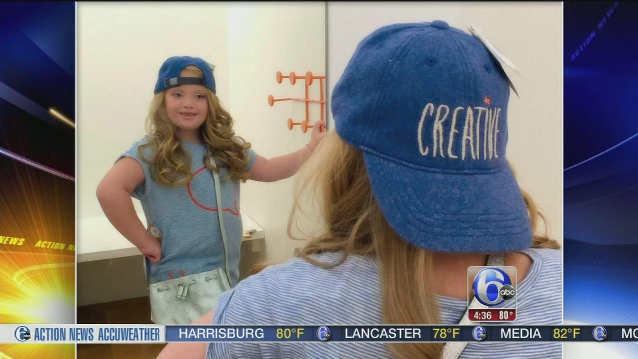 VIDEO: Gap model is Del. girl with Down syndrome