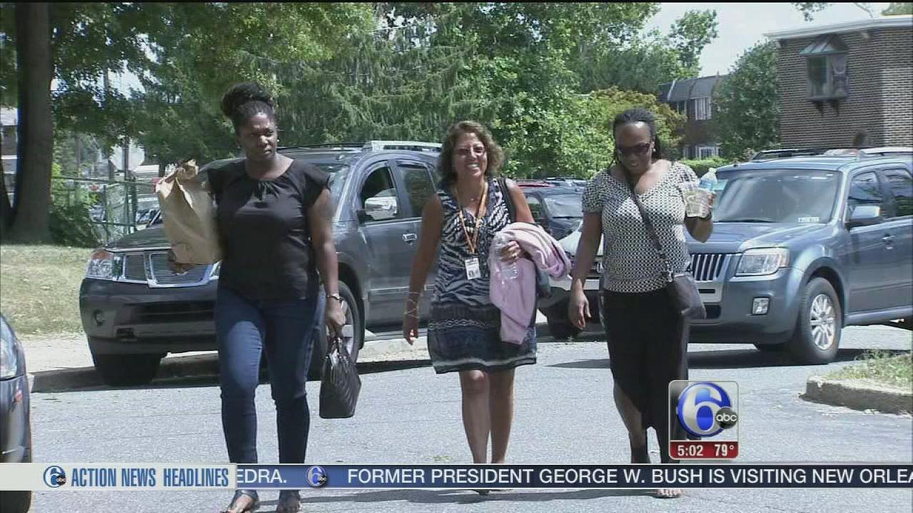 VIDEO: Chester-Upland teachers agree to work without pay