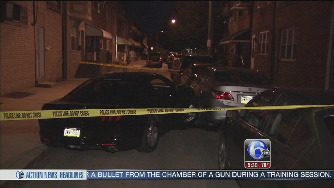 VIDEO: Police chase, crash and carjacking in South Philadelphia