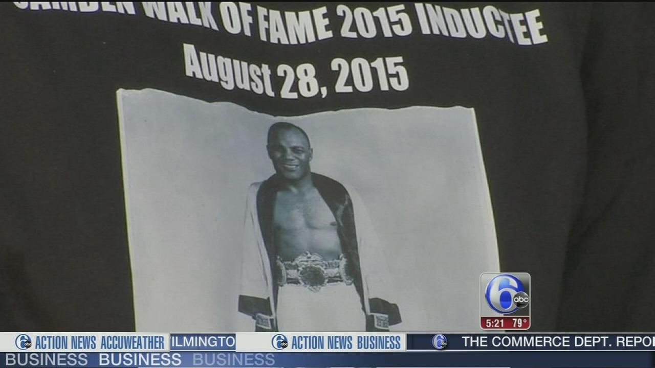 Camden walk of fame adds Jersey Joe