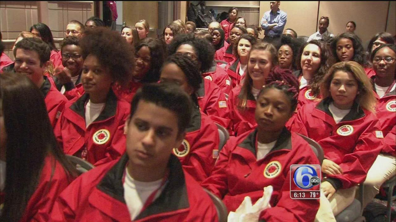 City Year Philadelphia celebrates its 18th year