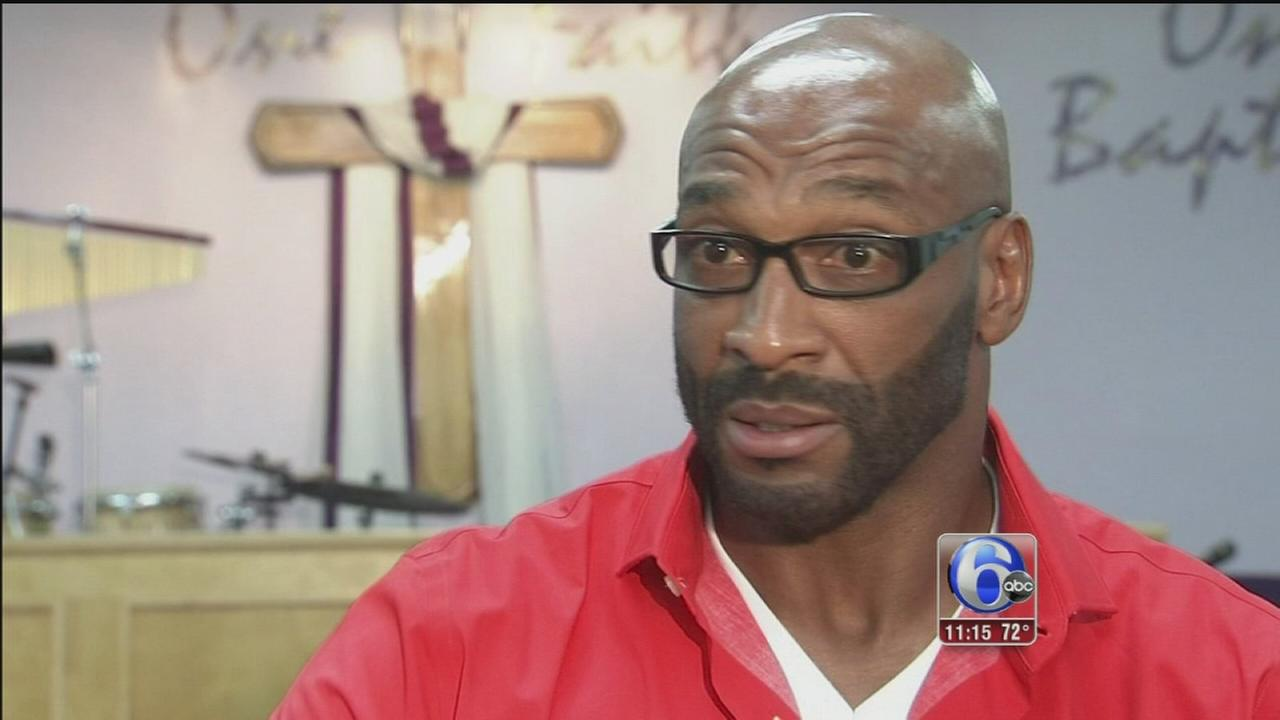 VIDEO: Irving Fryar says he is not guilty