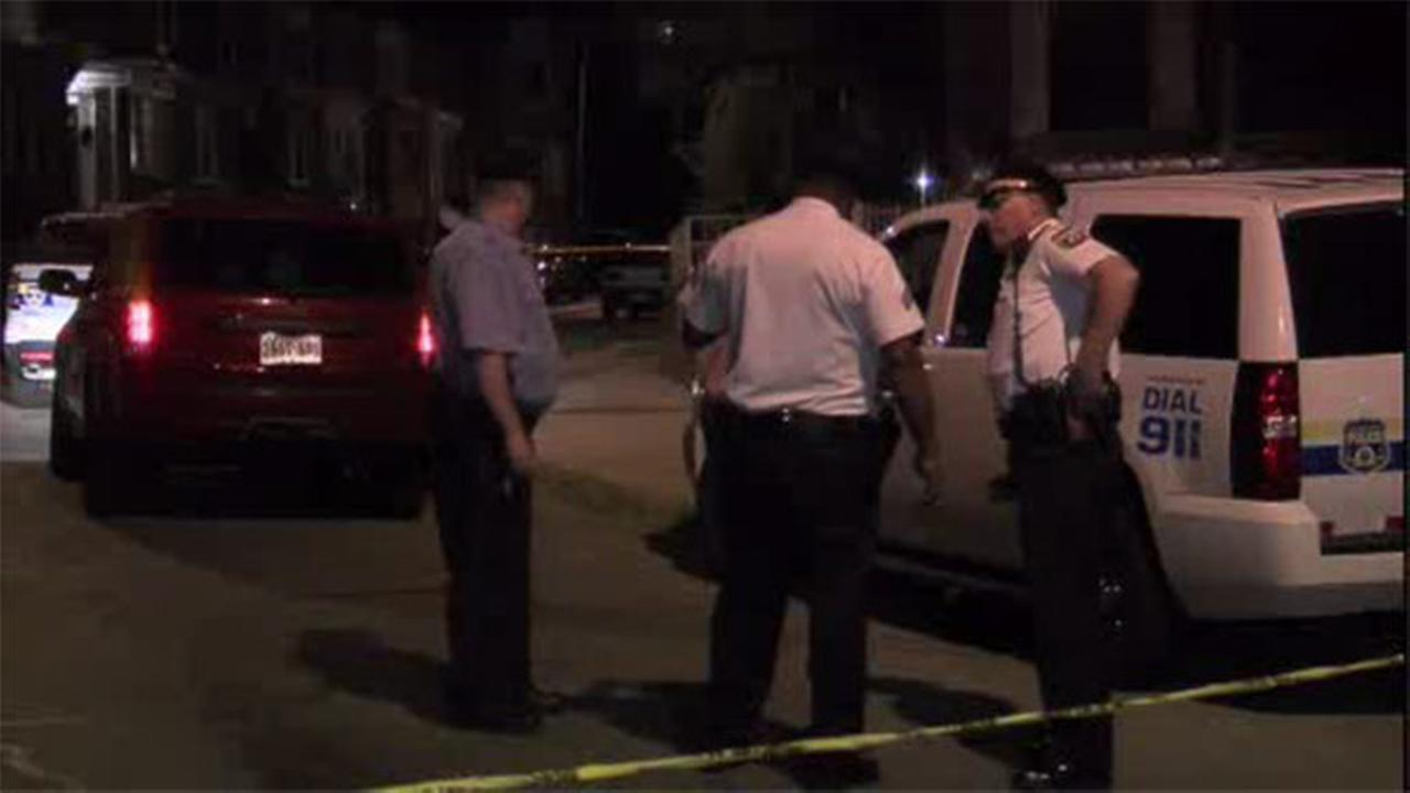 Man pistol whipped and shot in Germantown