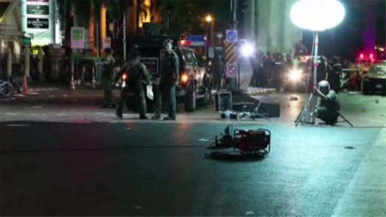 Police arrest foreigner in Bangkok shrine bombing case