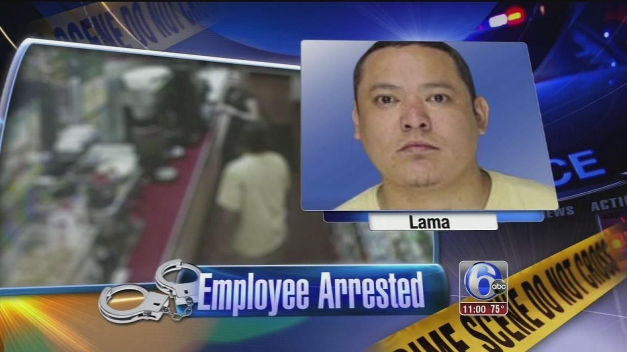 VIDEO: Police: Gas station worker groped woman in Radnor