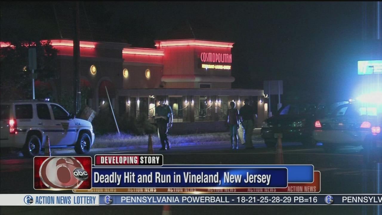 VIDEO: Deadly hit-and-run in Vineland