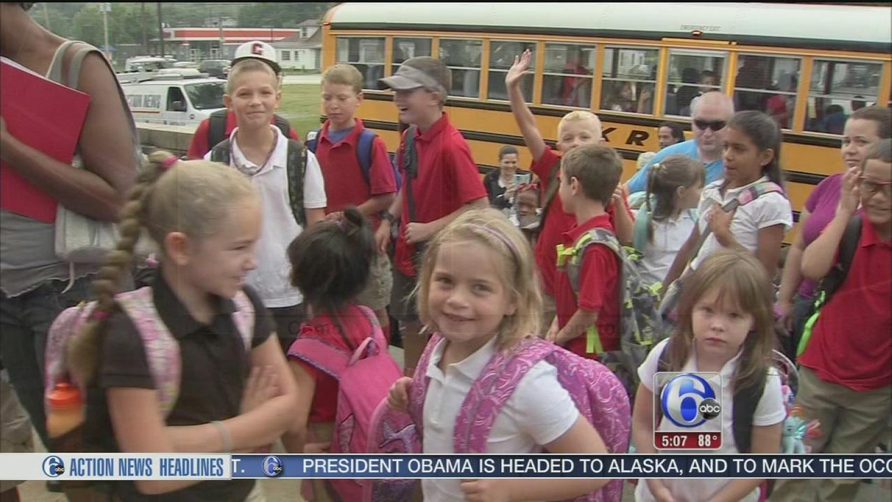 VIDEO: Coatesville School District seeks fresh start as classes begin