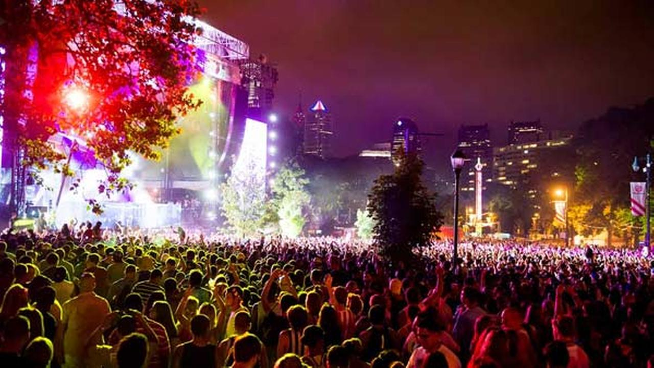 The Budweiser Made in America Festival on Saturday, Aug. 30, 2014, in Philadelphia.