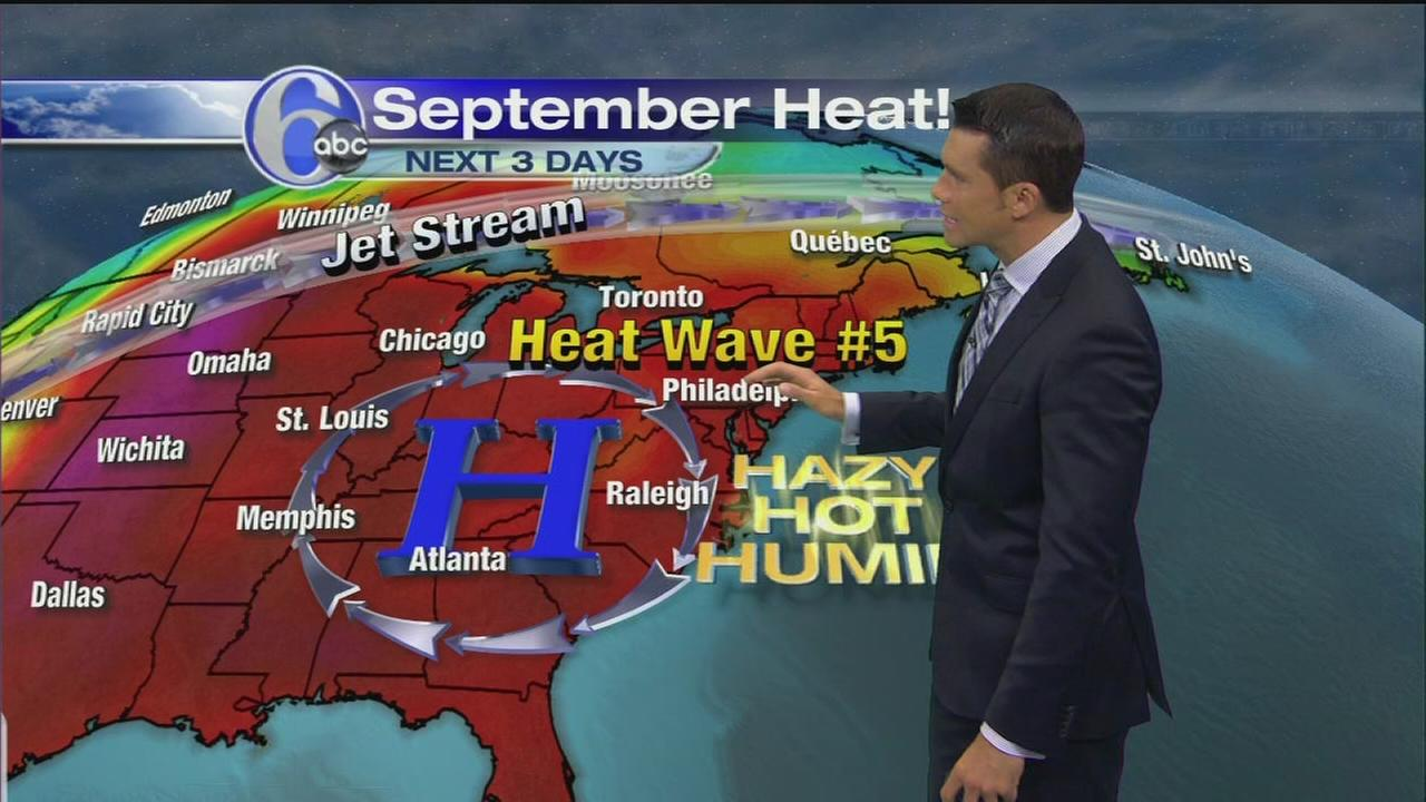 VIDEO: Adam Jospeh with AccuWeather