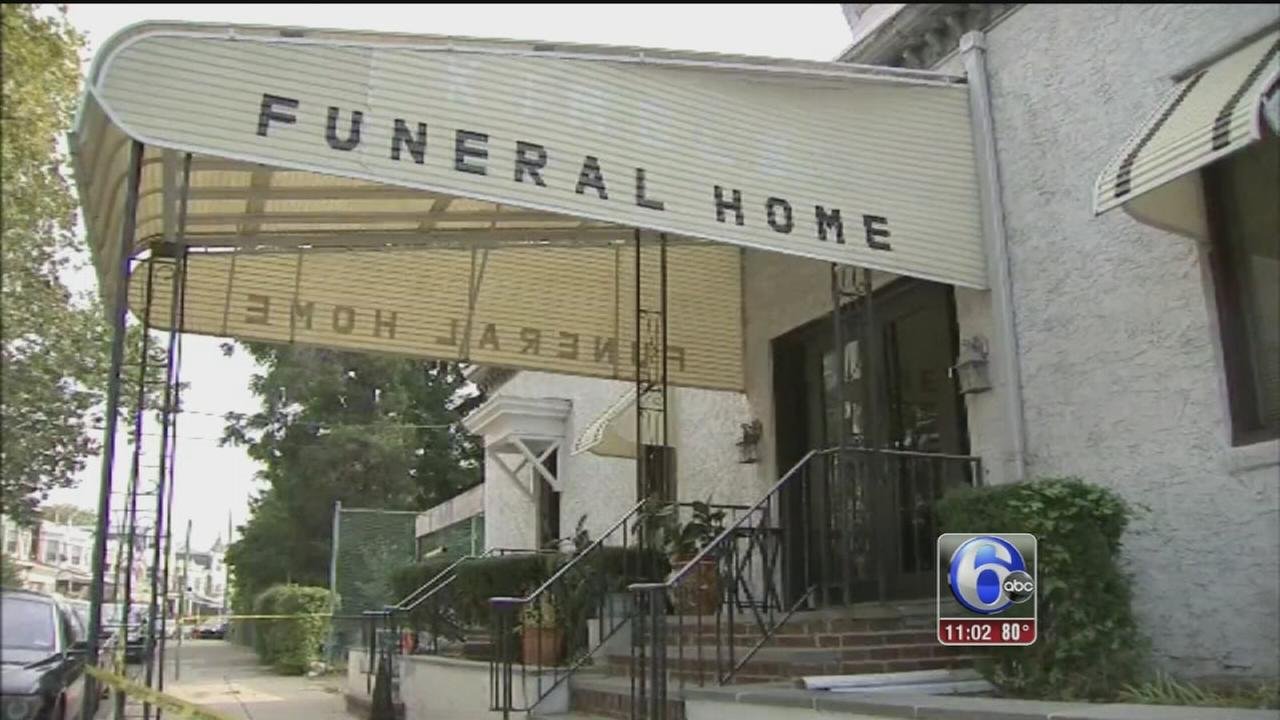 VIDEO: Decaying bodies found in unlicensed funeral home