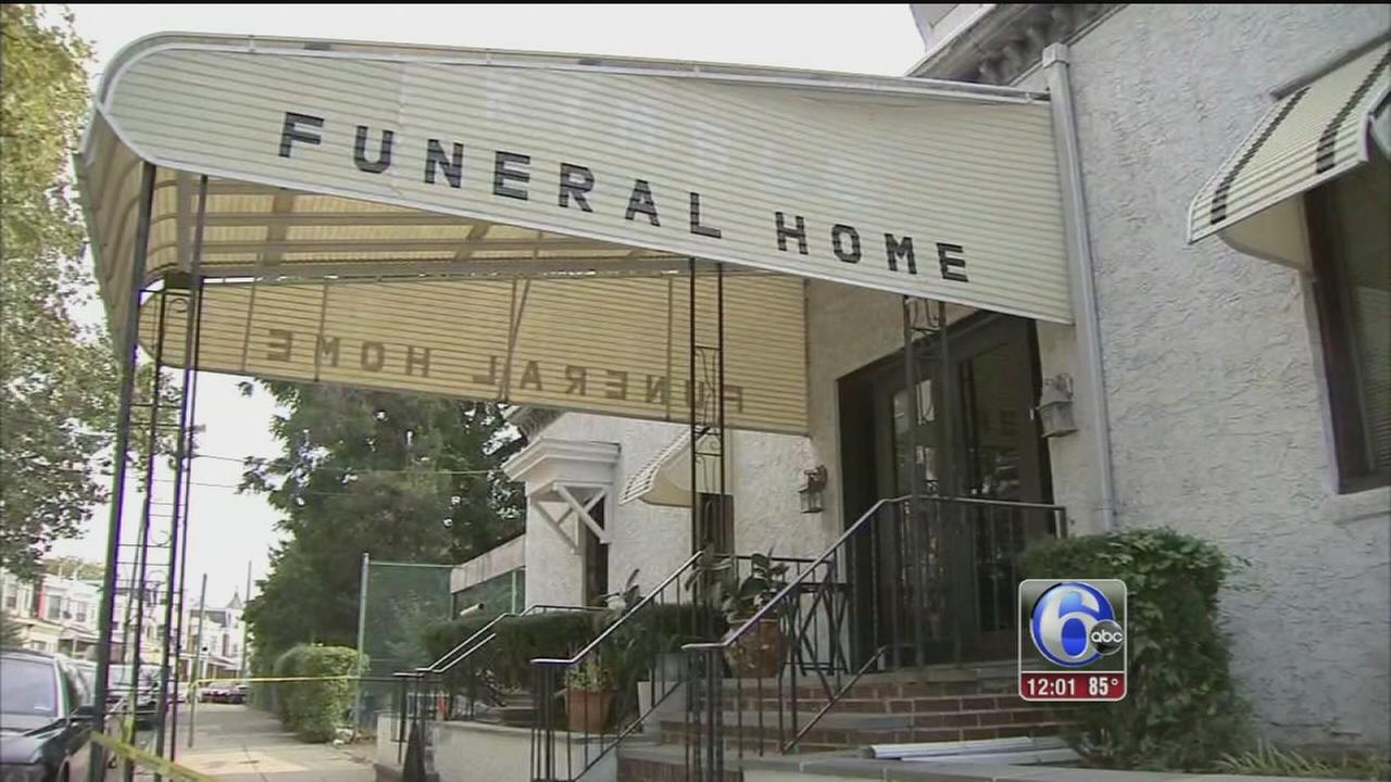 VIDEO: Funeral director facing charges