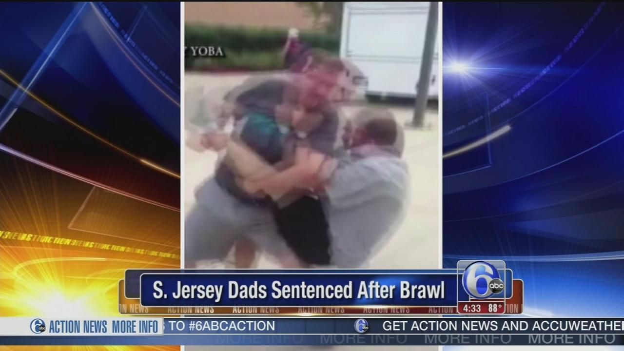 VIDEO: South Jersey dads sentenced after softball brawl