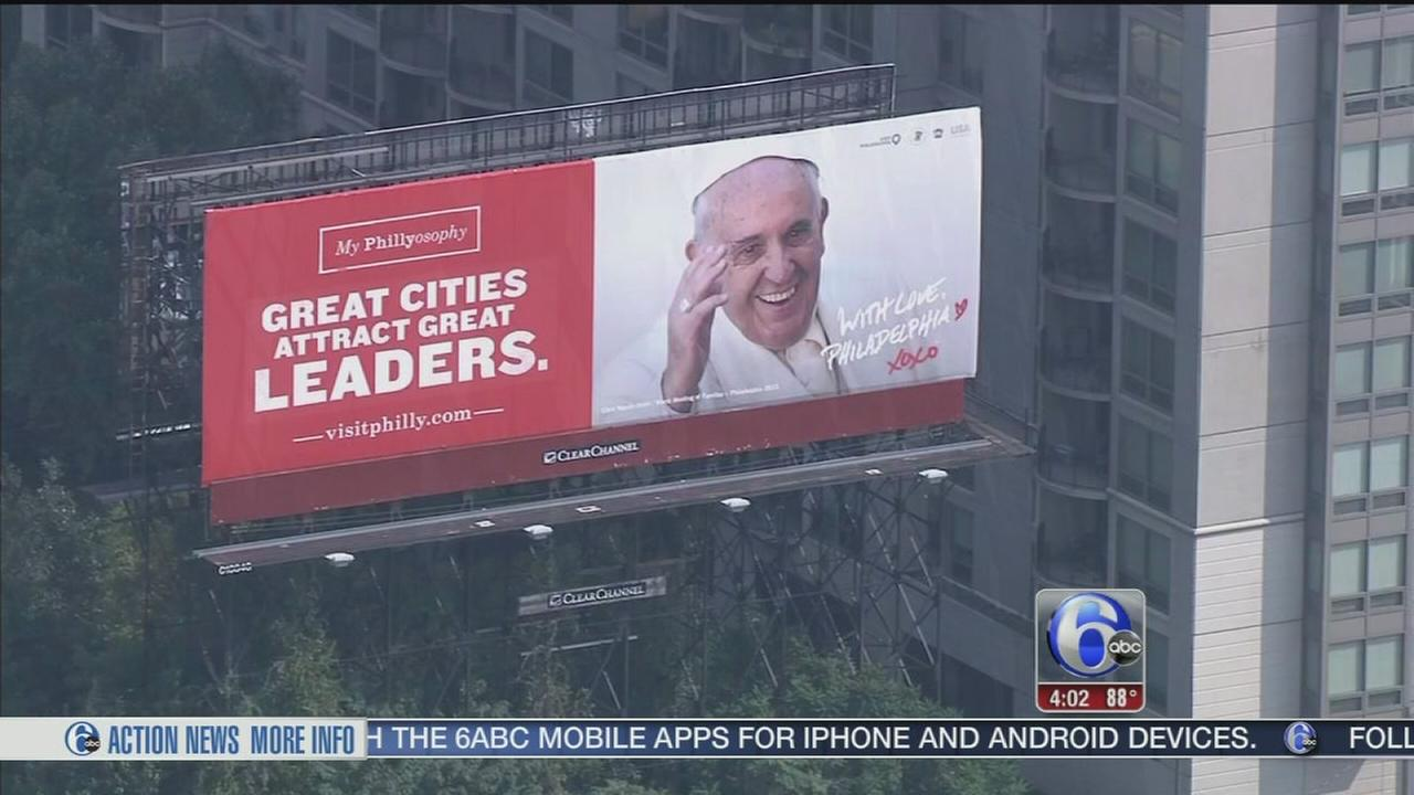 VIDEO: Many hotel rooms still available for papal visit