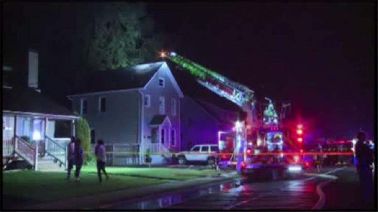 3 family members killed in Monmouth Co. blaze