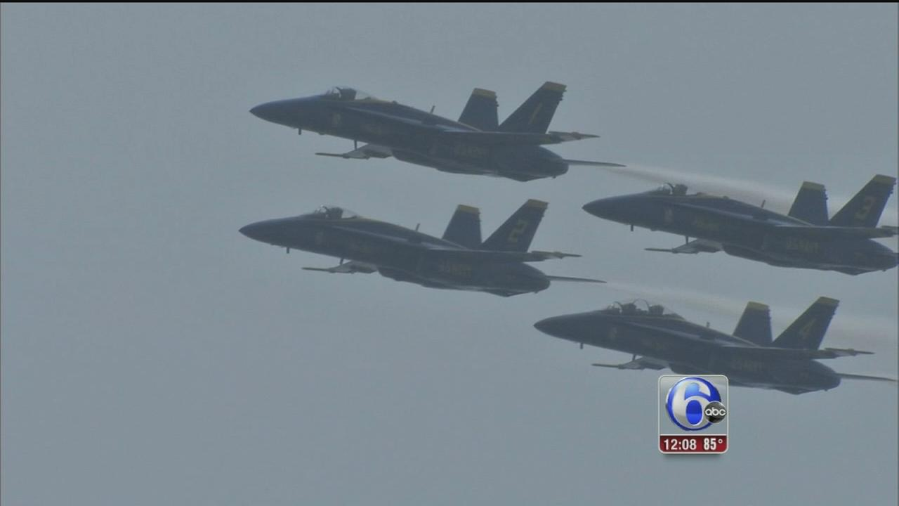 VIDEO: Fun, excitement fly high at AC Air Show