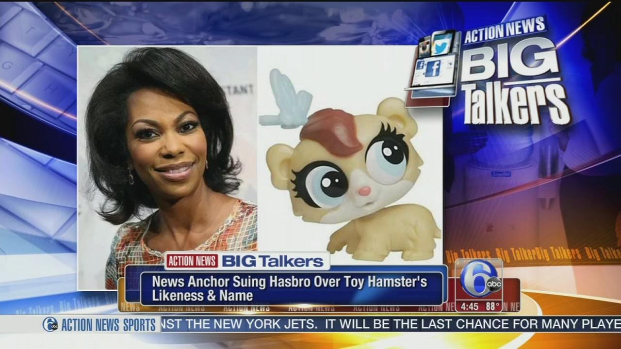 VIDEO: News anchor sues Hasbro