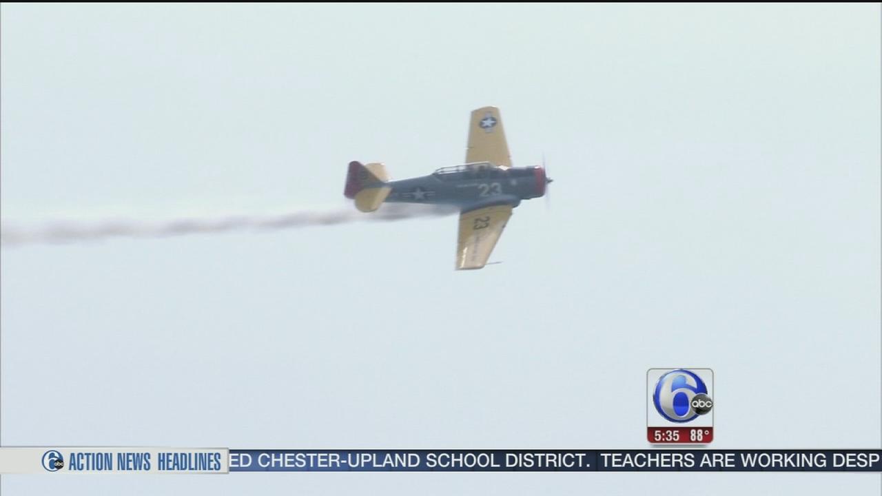 VIDEO: Air show part of ACs resurgence