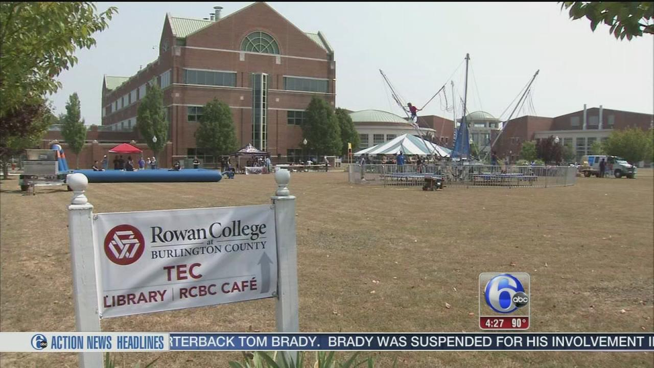 Another first for Rowan College