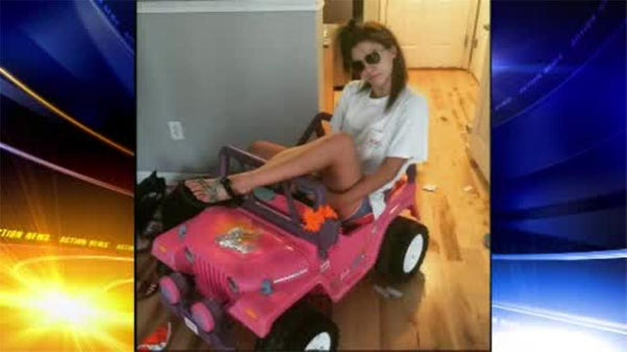 Student rides Barbie jeep after DWI arrest