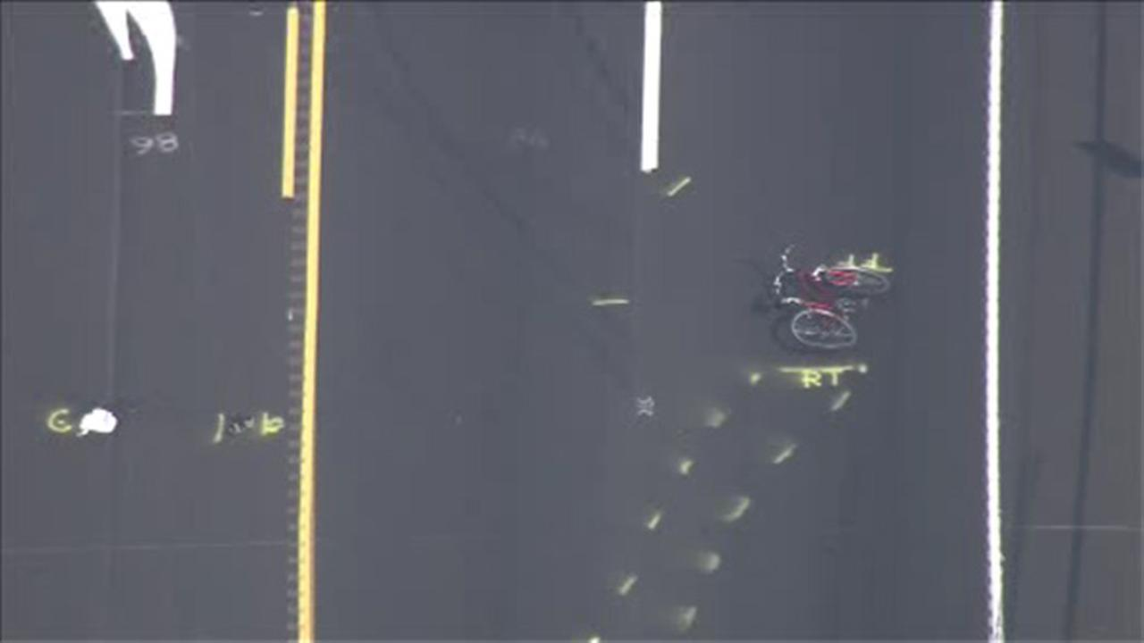 Bicyclist struck and injured in Bensalem