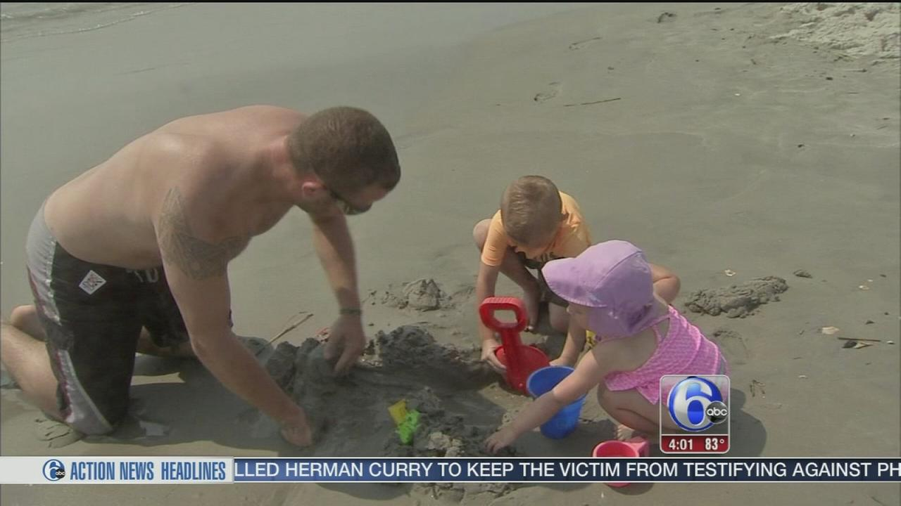 VIDEO: Labor Day weekend fun