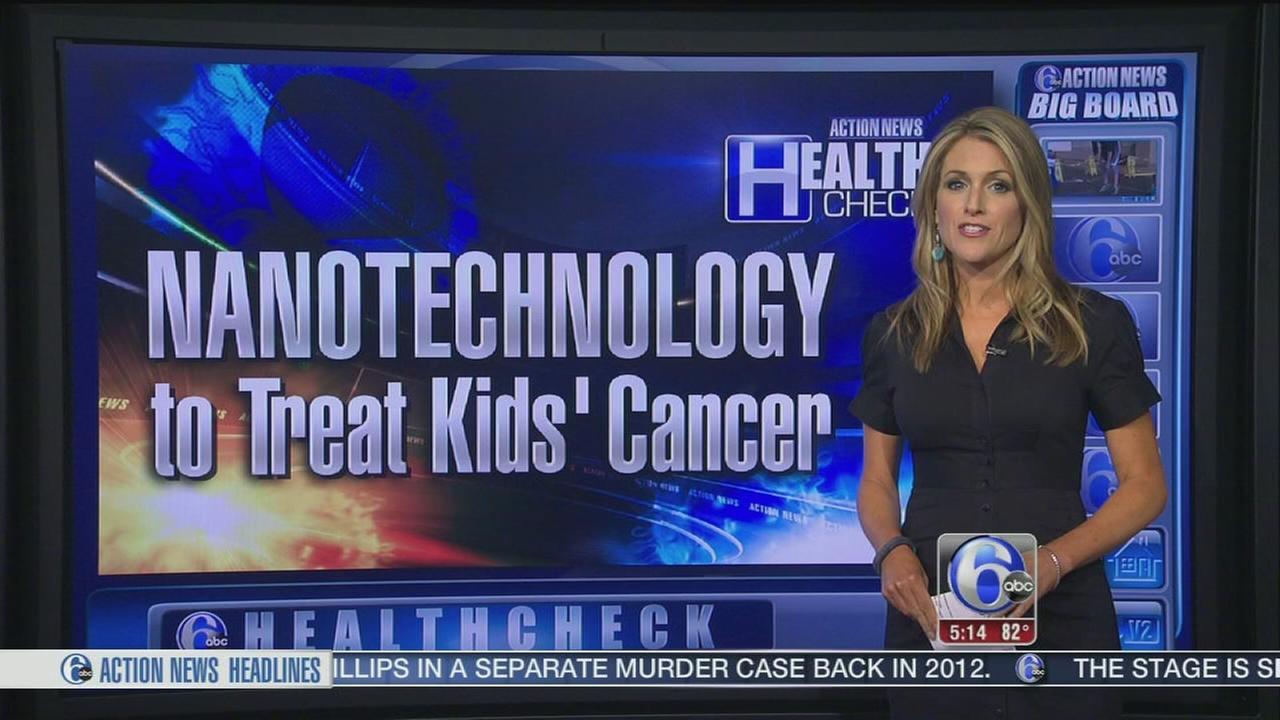 VIDEO: Nanotechnology to treat cancer